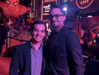 NC State grad orchestrates 'Spiderman' surprise for cancer survivor