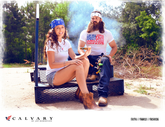 Duck Dynasty 'Jep Robertson' - Calvary Fashion