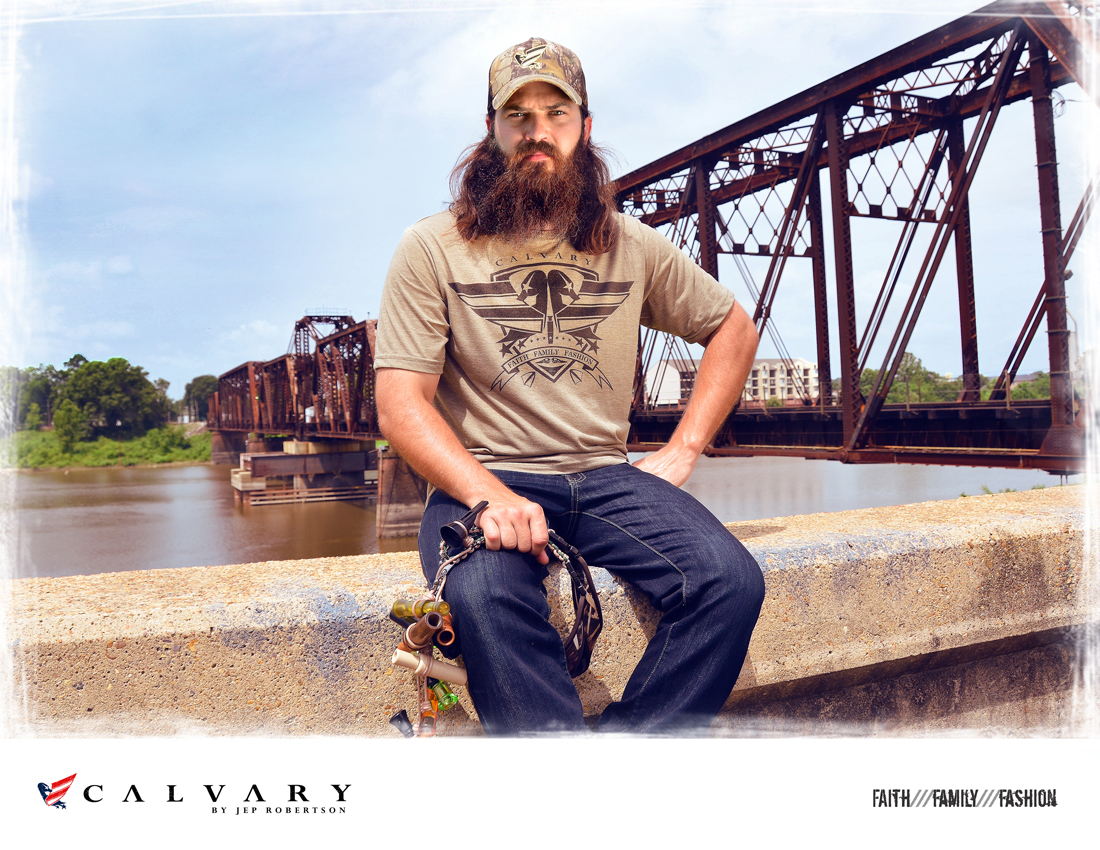 Calvary Fashion by Jep Robertson