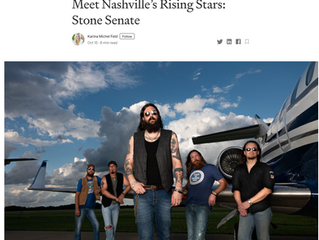 Meet Nashville's Rising Stars: Stone Senate