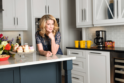 Gigi Butler & Serenade Cabinetry