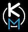 km symbol wht.png