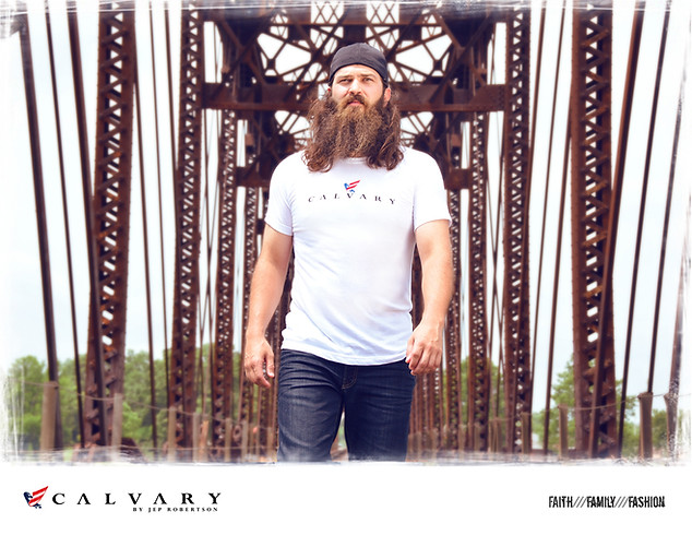 Duck Dynasty 'Jep Robertson' - Calvary Fashion