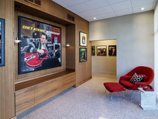 See RCA Studio's Retro Inspired Renovation and Subscribe to our Newsletter