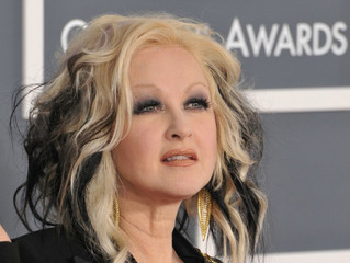 FAMED PRODUCER TONY BROWN AND CYNDI LAUPER TO RECORD COUNTRY ALBUM.