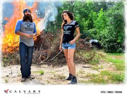 Calvary Fashion by Jep Robertson