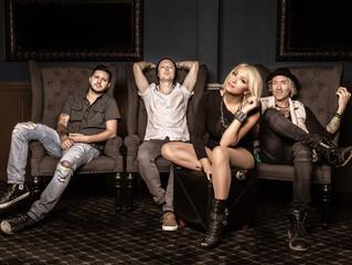 Vaudevylle Performs Live Stream on Nashville Meets World Facebook Page