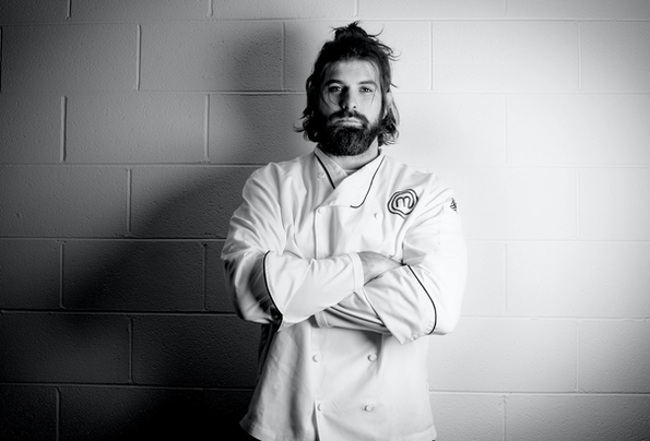Jesse Romero 'Master Chef'