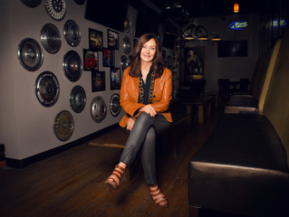 Interior Designer to the Stars, Kathy Anderson, takes on Nashville's most ICONIC Recording Studi