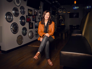 Prominent local designer shows off Alan Jackson's new Nashville honky-tonk