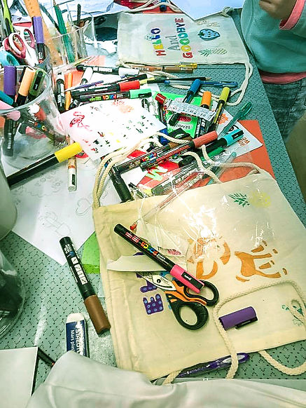 Ateliers créatifs enfants La Baule
