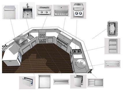 Gallimore, Jeff & Sabrina Kitchen Design