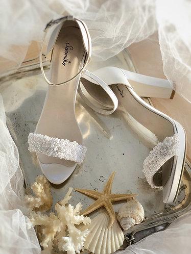 Valerie Topuklu Gelin Ayakkabısı