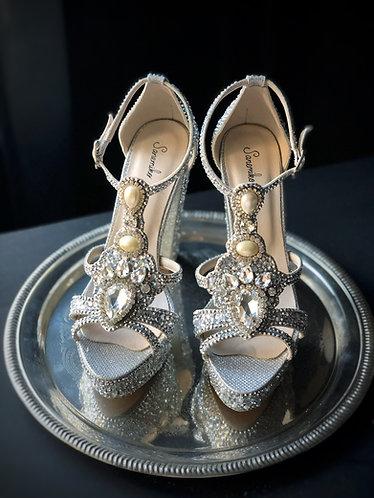 Irene Gelin Ayakkabısı