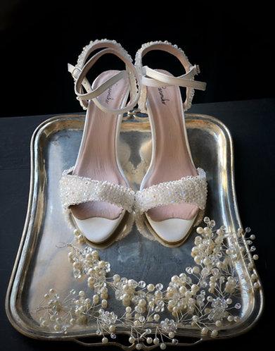 Abby Crystal Gelin Ayakkabısı