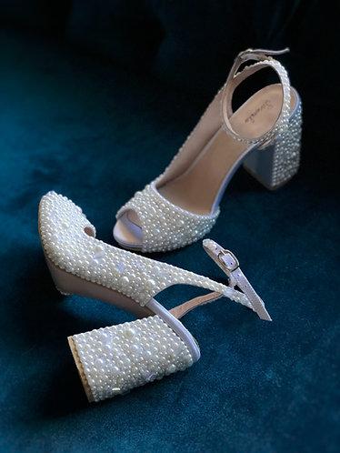 Pearly2 Gelin Ayakkabısı