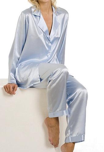 Harfli Uzun Pijama Takımı