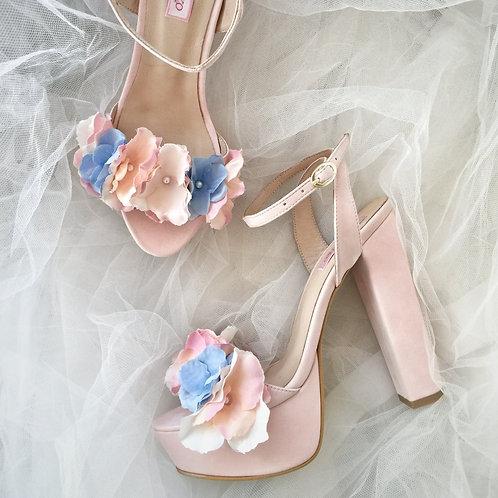 Flora Gelin Ayakkabısı