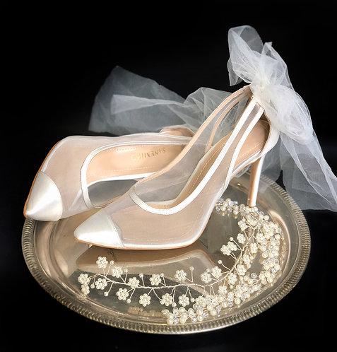 Sandra Gelin Ayakkabısı