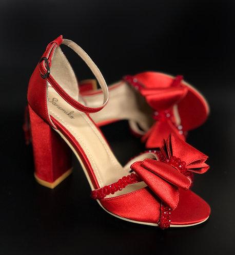 Sylvia Kına Ayakkabısı