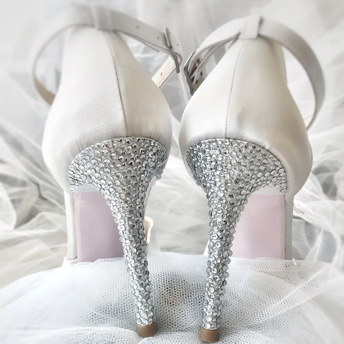 Rose Gelin Ayakkabısı