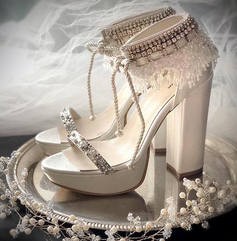 Felicia Gelin Ayakkabısı