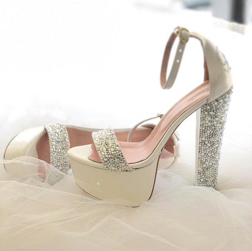 Tanya Gelin Ayakkabısı