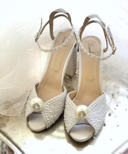 Diana Gelin Ayakkabısı