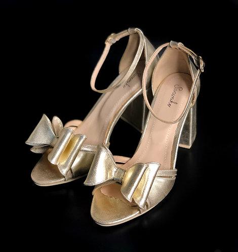 Linda Topuklu Ayakkabı - Dore