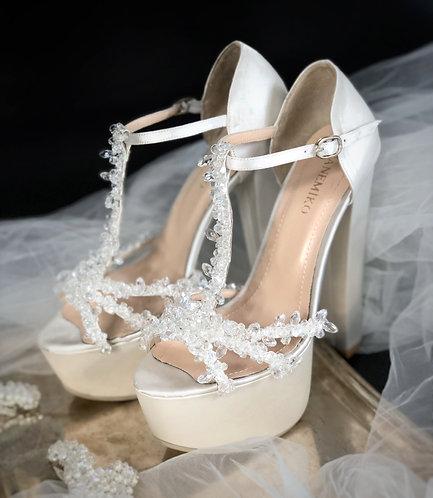 Emilia Gelin Ayakkabısı Hemen Teslim