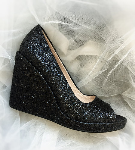 Molly Dolgu Topuk Ayakkabı