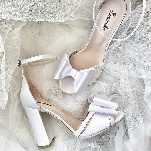 Linda Topuklu Gelin Ayakkabısı