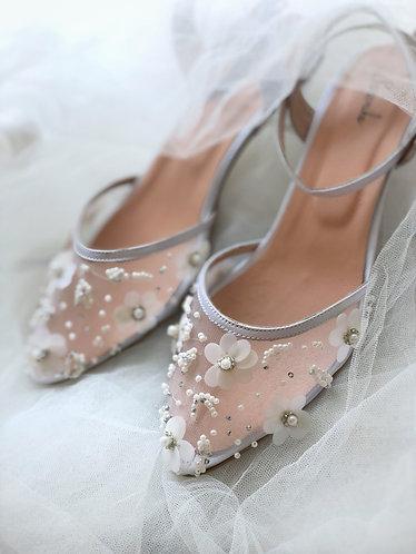 Ophelia Gelin Ayakkabısı