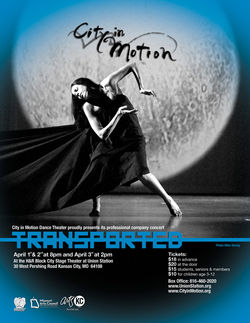 Transported Poster - 2011