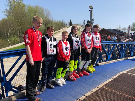 Telford Ski Team Representatives May '18