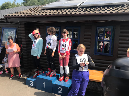 Sophie Broomhall 2nd Place July '18