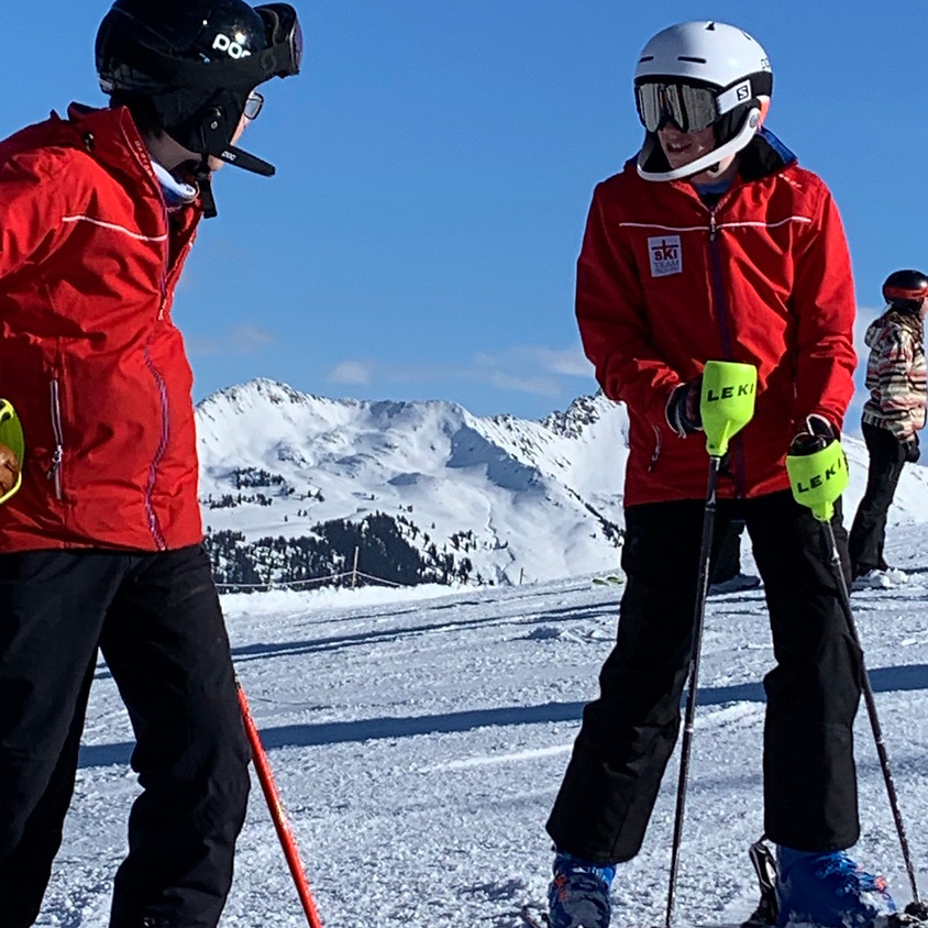 Ski Race Training 7.30-9pm (21/04)