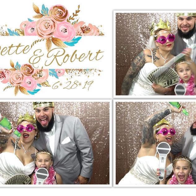 Yvette & Robert's Wedding