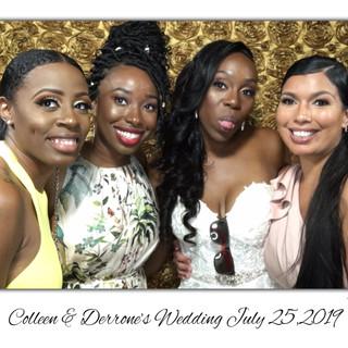 Colleen & Derrone Wedding