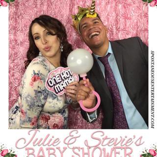 Julie & Stevie's Baby Shower