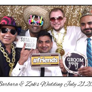 Barbara & Zak's Wedding