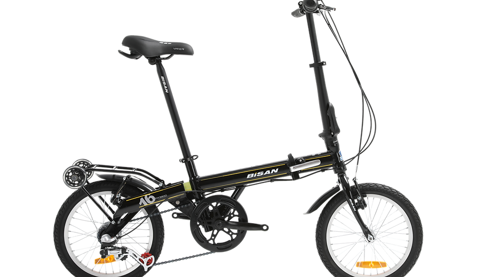 BOGGe Bisan FX 3800 Folding Bike
