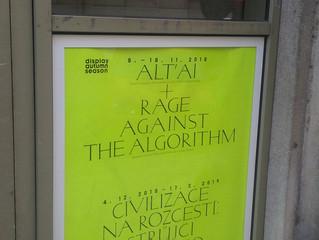 Rage Against the Algorithm