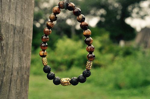 Embrace Your Power Crystal Bracelet