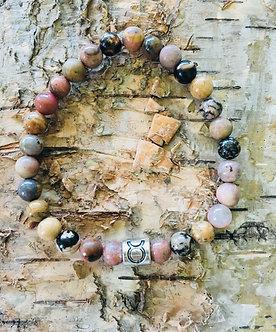 Taurus Crystal Bracelet