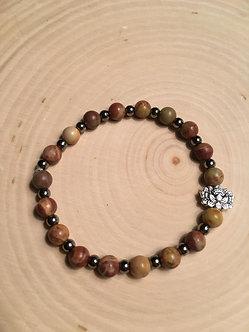 Stability Crystal Bracelet
