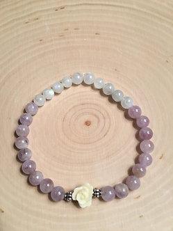 High Vibrations Crystal Bracelet