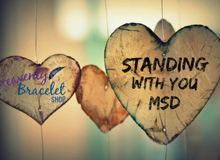 Standing With MSD