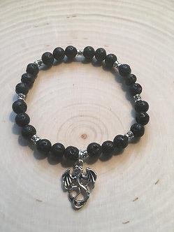 Dragon Protection Crystal Bracelet