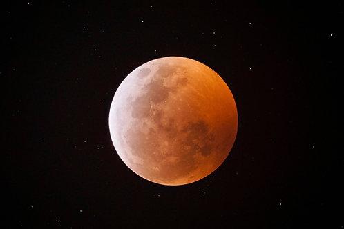 Full Harvest Moon Guided Meditation